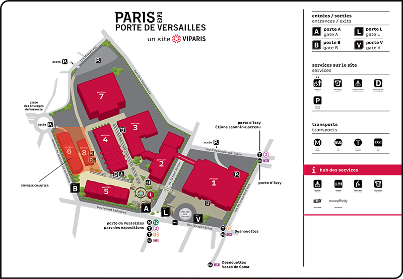 Intelligent building systems systemes intelligents pour - 1 place de la porte de versailles paris ...